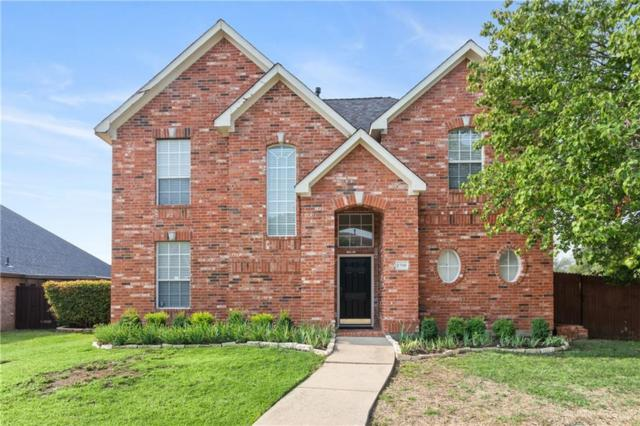 1700 Castle Rock Drive, Lewisville, TX 75077 (MLS #13918740) :: RE/MAX Town & Country