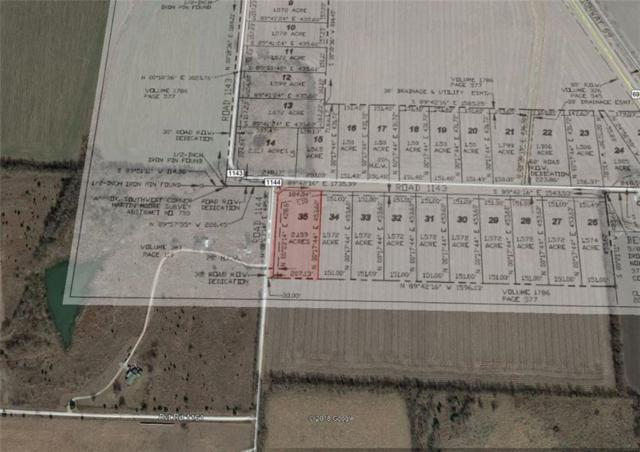 35 County Rd 1143, Leonard, TX 75452 (MLS #13918759) :: The Real Estate Station