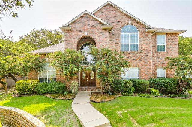 812 Buffalo Court, Crowley, TX 76036 (MLS #13918779) :: RE/MAX Town & Country