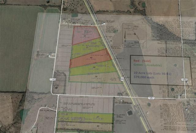 40 County Rd 1143, Leonard, TX 75452 (MLS #13918807) :: Frankie Arthur Real Estate