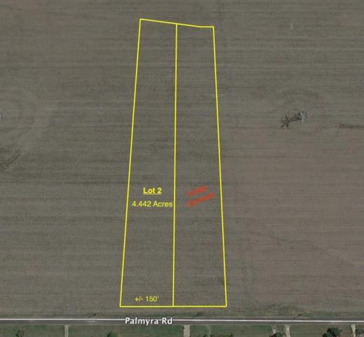 Lot 2 Palmyra Road, Ferris, TX 75125 (MLS #13918840) :: Robinson Clay Team