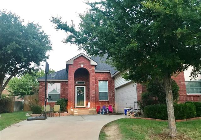 1409 Blue Gill Lane, Crowley, TX 76036 (MLS #13919011) :: RE/MAX Town & Country
