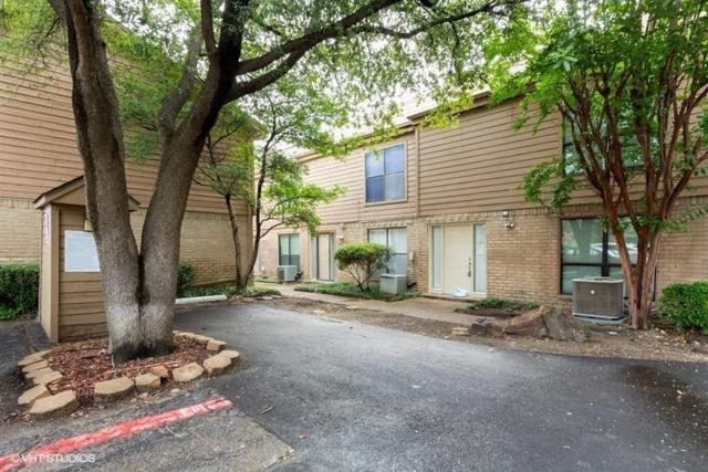 7031 Holly Hill Drive #1, Dallas, TX 75231 (MLS #13919029) :: Team Tiller