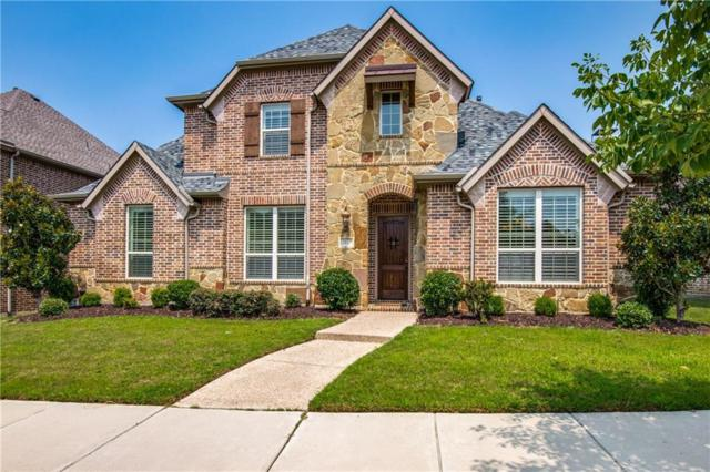 2021 Magic Mantle Drive, Lewisville, TX 75056 (MLS #13919066) :: RE/MAX Landmark