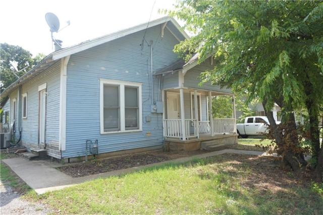 106 Veatch Street, Joshua, TX 76058 (MLS #13919079) :: RE/MAX Town & Country