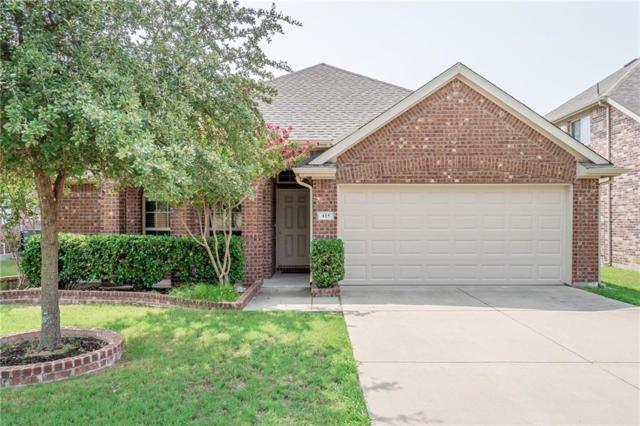 415 Highland Fairway Lane, Wylie, TX 75098 (MLS #13919124) :: RE/MAX Landmark