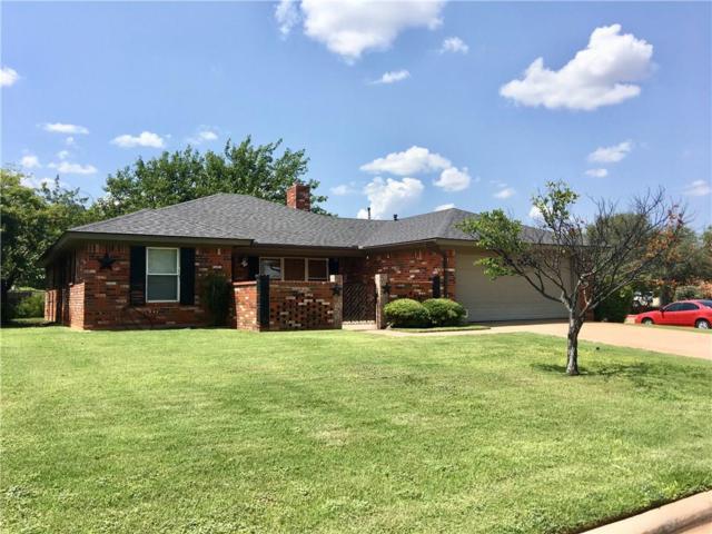 2502 Woodridge Drive, Abilene, TX 79605 (MLS #13919132) :: Team Hodnett