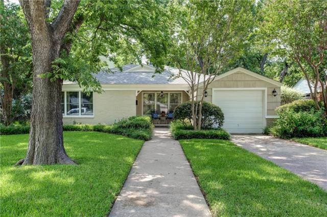 6433 Kenwick Avenue, Fort Worth, TX 76116 (MLS #13919199) :: Frankie Arthur Real Estate