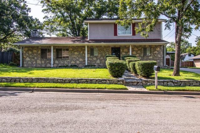 1302 3rd Street, Granbury, TX 76048 (MLS #13919405) :: The Chad Smith Team