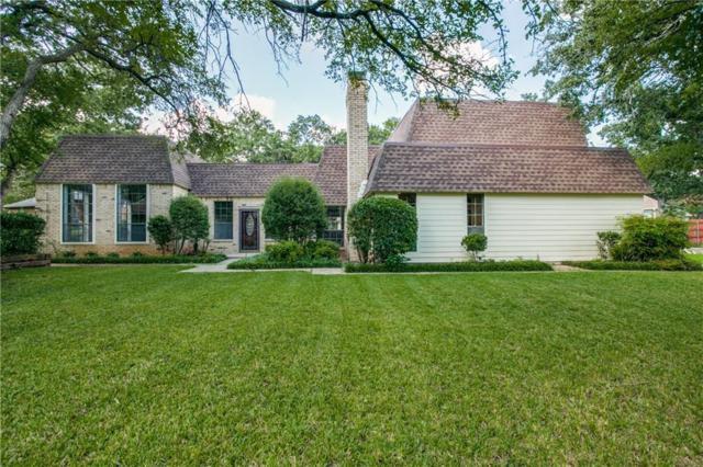 8809 Sylvan Court, Fort Worth, TX 76120 (MLS #13919466) :: Magnolia Realty