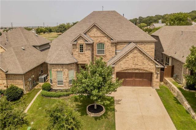 4713 Eddleman Drive, Fort Worth, TX 76244 (MLS #13919759) :: Frankie Arthur Real Estate