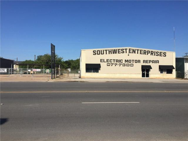 1002 S Treadaway, Abilene, TX 79602 (MLS #13919765) :: The Good Home Team
