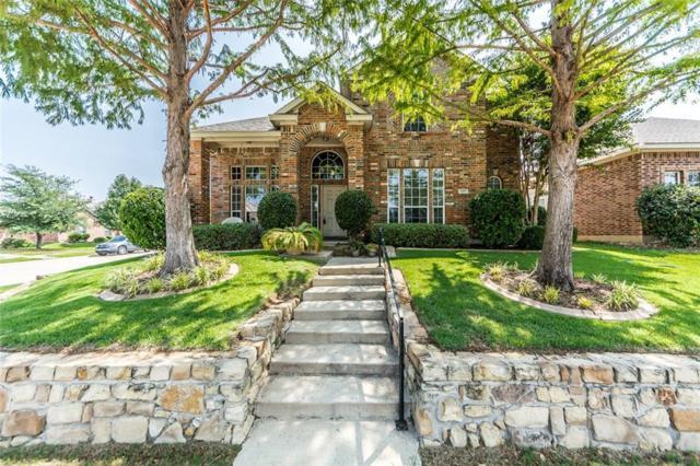 1507 Oak Hollow Drive, Allen, TX 75002 (MLS #13919841) :: Team Hodnett