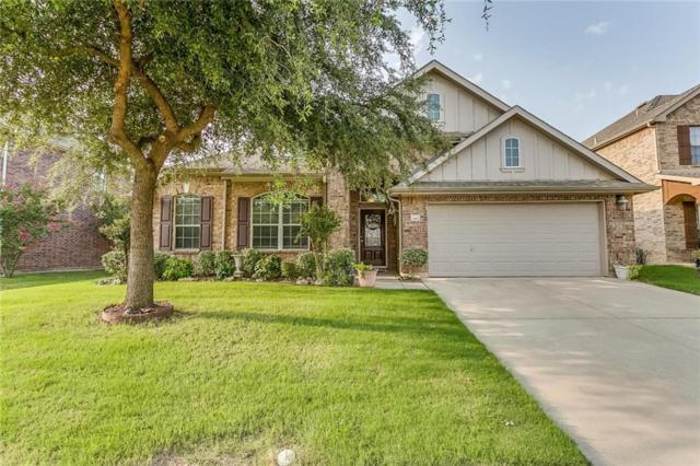 4012 Alderbrook Lane, Fort Worth, TX 76262 (MLS #13919846) :: The Chad Smith Team