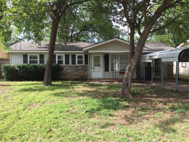 4617 Bob O Link Drive, Abilene, TX 79606 (MLS #13919875) :: The Heyl Group at Keller Williams