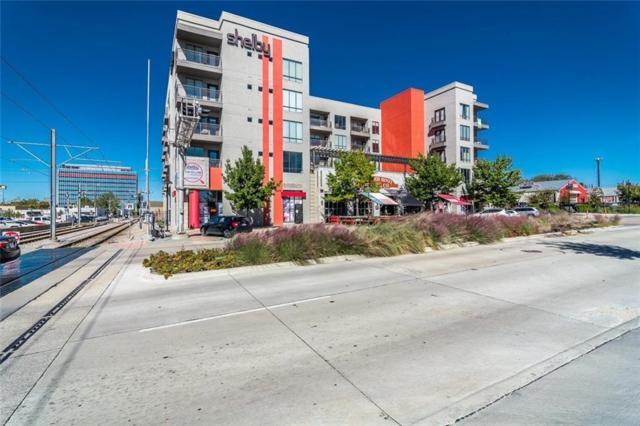 5609 Smu Boulevard #407, Dallas, TX 75206 (MLS #13919889) :: Magnolia Realty