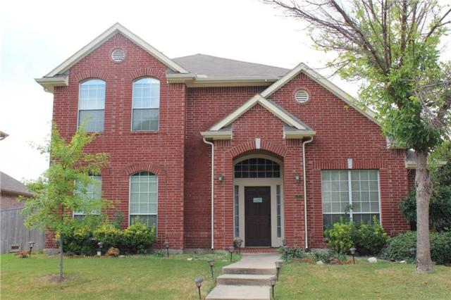 3721 Saint Andrews Drive, The Colony, TX 75056 (MLS #13919945) :: RE/MAX Town & Country