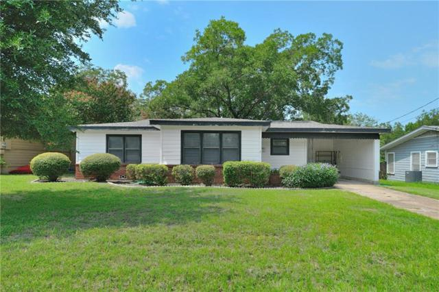 301 N Bowie Drive, Weatherford, TX 76086 (MLS #13920077) :: RE/MAX Town & Country