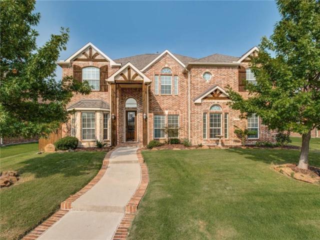 12261 Peace River Drive, Frisco, TX 75035 (MLS #13920242) :: RE/MAX Landmark