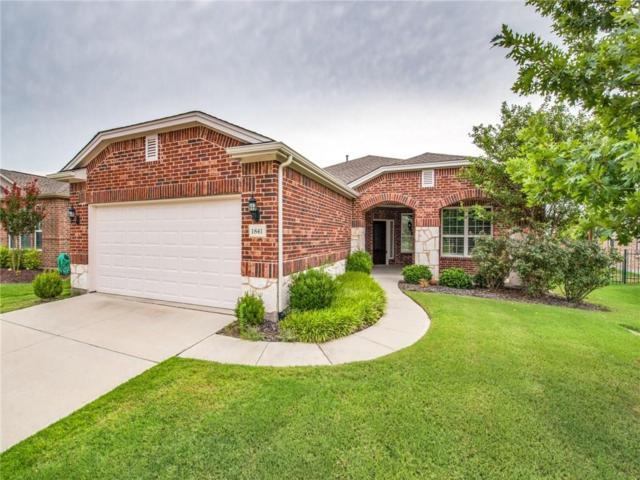 1841 Dexter Lane, Frisco, TX 75036 (MLS #13920307) :: Team Hodnett