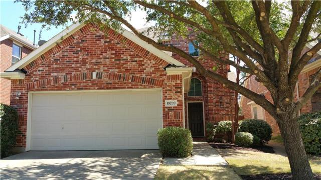 10209 Placid Drive, Mckinney, TX 75072 (MLS #13920312) :: Baldree Home Team