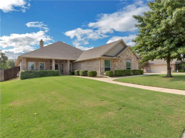 945 Royal Oak Lane, Burleson, TX 76028 (MLS #13920352) :: NewHomePrograms.com LLC