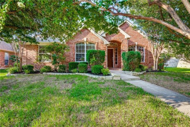 1149 Knightsbridge Drive, Frisco, TX 75036 (MLS #13920611) :: Kimberly Davis & Associates