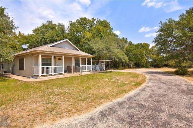 133 County Road 323, Tuscola, TX 79562 (MLS #13920654) :: The Tonya Harbin Team