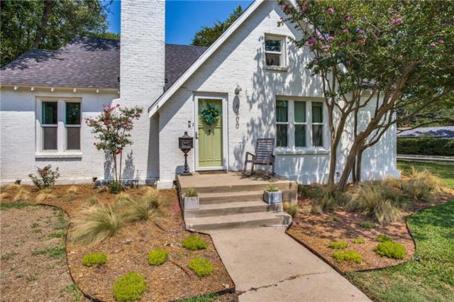 6400 Curzon Avenue, Fort Worth, TX 76116 (MLS #13921088) :: Frankie Arthur Real Estate