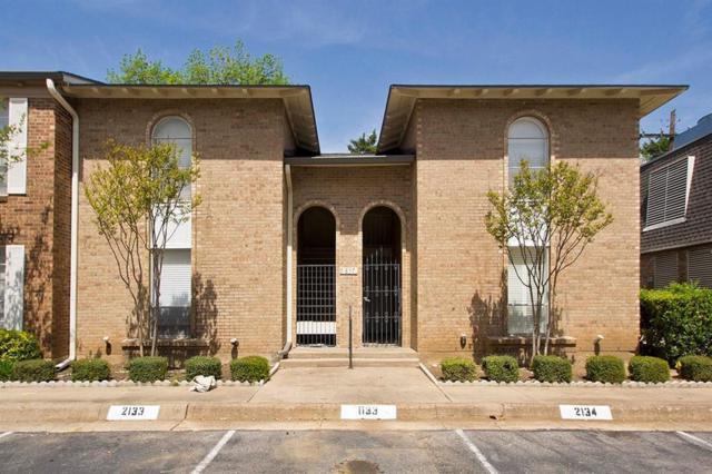 5837 Copperwood Lane #1133, Dallas, TX 75248 (MLS #13921557) :: Baldree Home Team