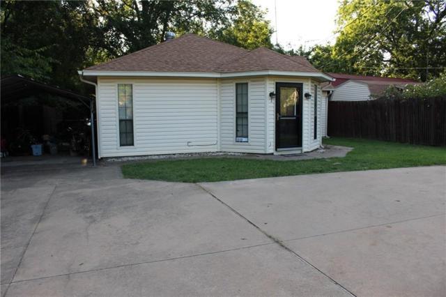 1809 Franklin Avenue, Bonham, TX 75418 (MLS #13921635) :: RE/MAX Town & Country