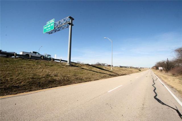 0 S Interstate 35, Red Oak, TX 75154 (MLS #13921664) :: The Heyl Group at Keller Williams
