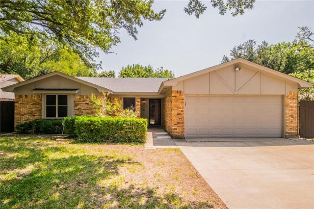 1018 Almond Drive, Mansfield, TX 76063 (MLS #13921685) :: The Rhodes Team