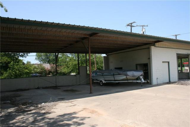 1600 S Oak Avenue, Mineral Wells, TX 76067 (MLS #13921699) :: The Mauelshagen Group