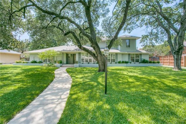 5732 Williamstown Road, Dallas, TX 75230 (MLS #13921821) :: The Chad Smith Team