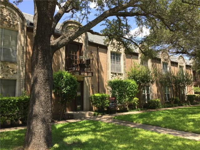 4104 Ridglea Country Club Drive #1505, Fort Worth, TX 76126 (MLS #13922013) :: Magnolia Realty