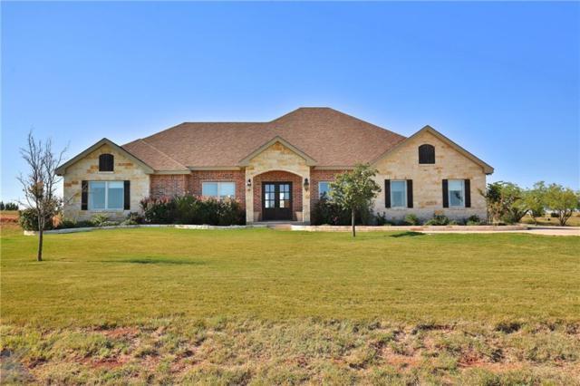 209 Filly Road, Abilene, TX 79606 (MLS #13922023) :: Kimberly Davis & Associates