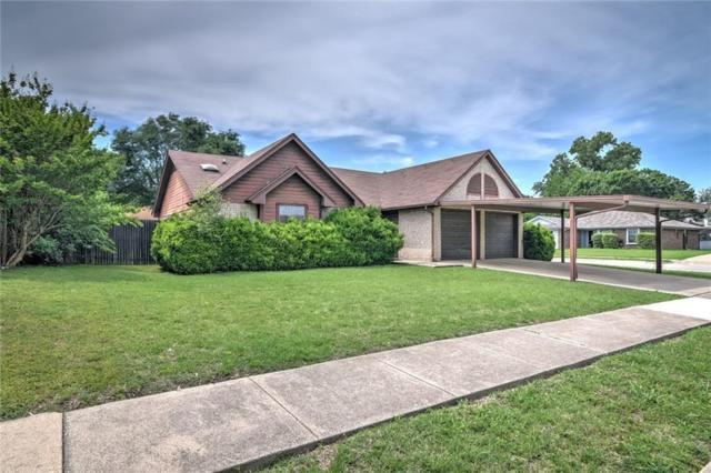 800 Arcadia Street, Saginaw, TX 76179 (MLS #13922030) :: RE/MAX Town & Country