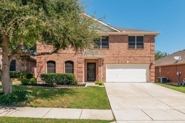 3709 Palm Drive, Fort Worth, TX 76244 (MLS #13922069) :: Team Hodnett