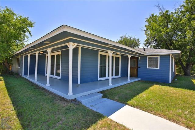 501 Palm Street, Abilene, TX 79602 (MLS #13922145) :: The Tonya Harbin Team
