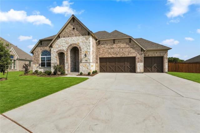 1600 Canals Drive, Little Elm, TX 75068 (MLS #13922219) :: RE/MAX Landmark