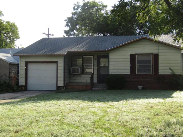 1117 Green Street, Abilene, TX 79603 (MLS #13922233) :: Century 21 Judge Fite Company