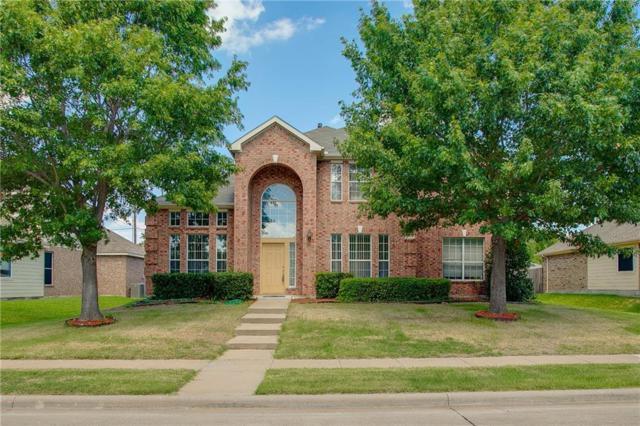 1423 Fieldstone Drive, Allen, TX 75002 (MLS #13922243) :: Roberts Real Estate Group