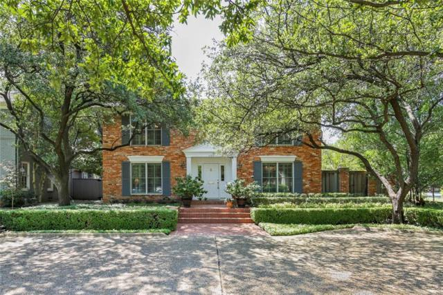 4029 Greenbrier Drive, University Park, TX 75225 (MLS #13922257) :: North Texas Team | RE/MAX Advantage