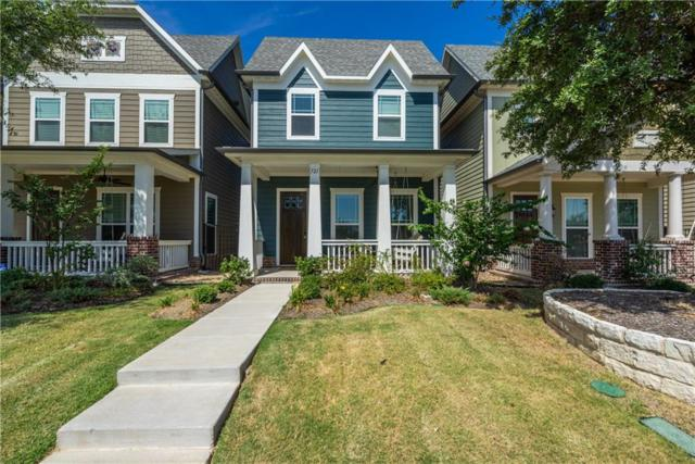 721 Hammond Street, Coppell, TX 75019 (MLS #13922311) :: Frankie Arthur Real Estate