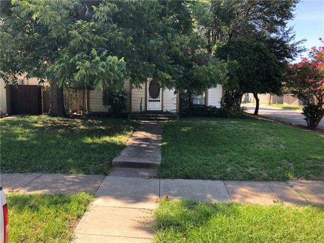 2737 Rosedale Avenue, University Park, TX 75205 (MLS #13922619) :: RE/MAX Town & Country