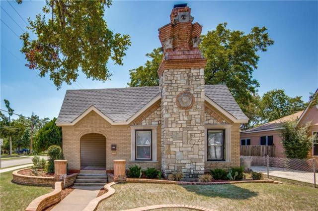 1102 Brunner Avenue, Dallas, TX 75224 (MLS #13922633) :: Team Hodnett