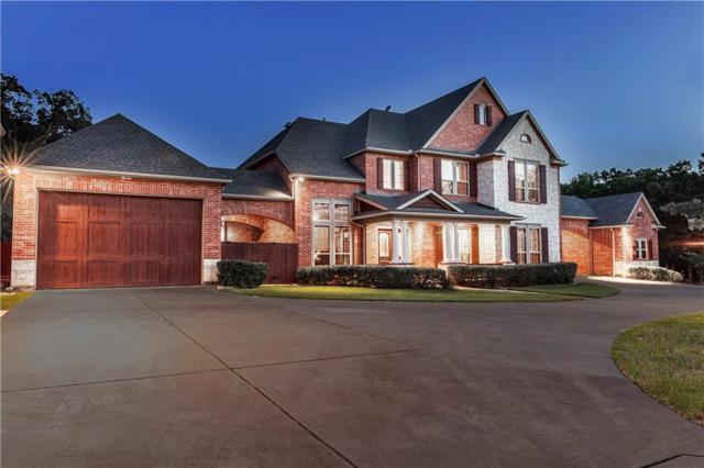 6600 Robinson Canyon Road, Aubrey, TX 76227 (MLS #13922660) :: The Heyl Group at Keller Williams