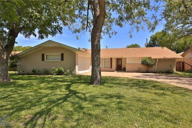 901 Harwell Street, Abilene, TX 79601 (MLS #13922686) :: Century 21 Judge Fite Company