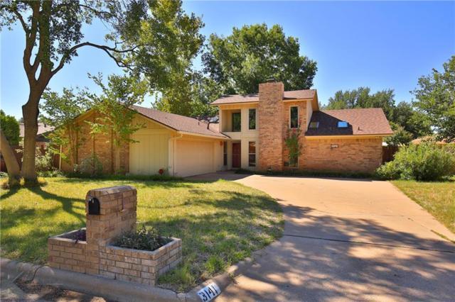3141 Winterhawk Drive, Abilene, TX 79606 (MLS #13922695) :: Baldree Home Team